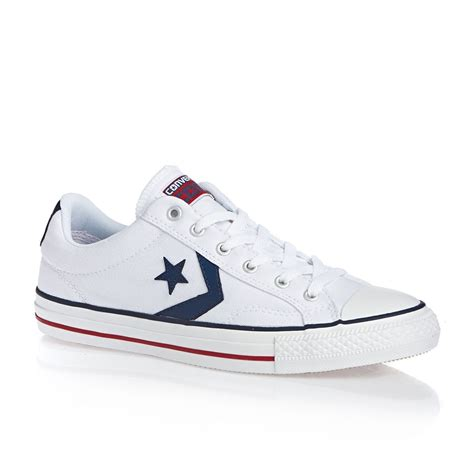 Harga Converse Player Ev Ox converse player shoes white white navy free