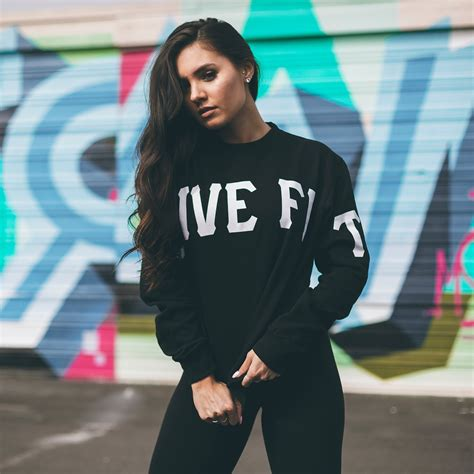 team lvft welcomes ashley flores  fit apparel