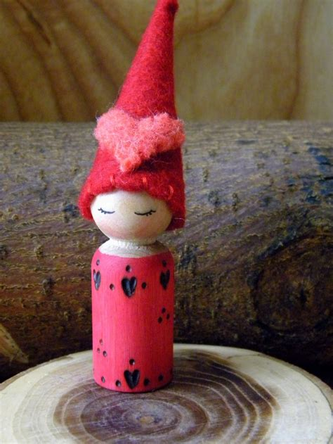Bunny Gnome Pink 938 best images about clothespin dolls on wooden pegs ornaments and clothespins