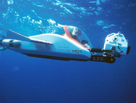 nova underwater dream machine high tech tourism image