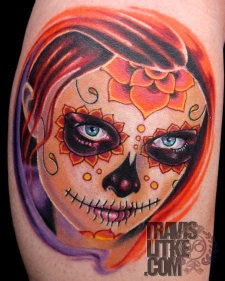 tattoo school new mexico day of the dead deer head tattoo designs worlds best