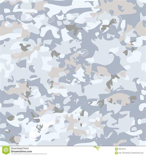 Awning Pattern White Camouflage Pattern Stock Illustration Illustration