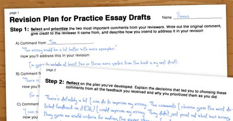 How To Revise For Essay Based A Levels by Revision Essay Exles