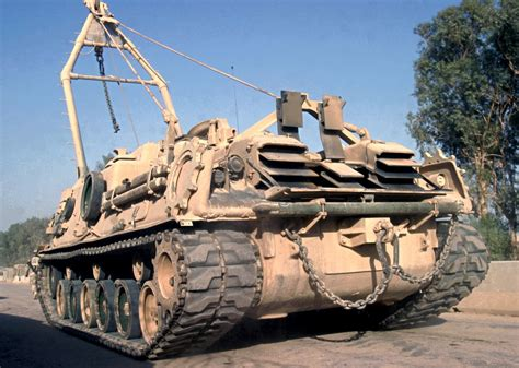 Cupola Tank M88 Recovery Vehicle