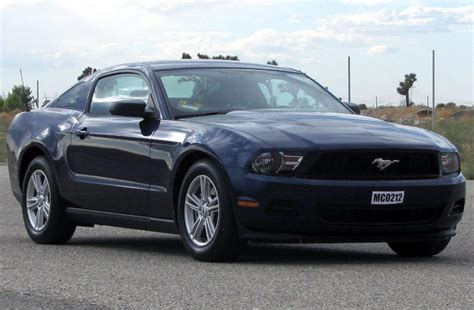 2012 Ford Mustang by 2012 Ford Mustang 2017 Ototrends Net