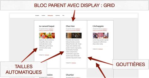 Layout Css Wordpress | grid layout css dans votre th 232 me wordpress gr 233 goire noyelle