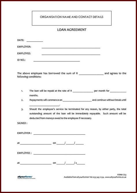 staff loan agreement template staff loan agreement template sletemplatess