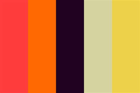 warriors colors summer warrior color palette