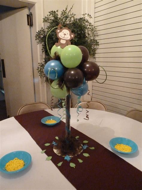 Monkey Baby Shower Theme by Monkey Themed Baby Shower Ideas Monkey Themed Baby