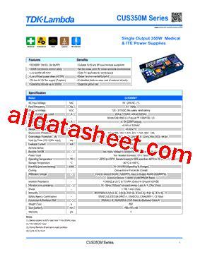 tdk capacitors datasheet cus350m datasheet pdf tdk electronics