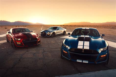 2020 Ford Mustang Gt500 by 2020 Ford Mustang Shelby Gt500 Has A Special Exhaust Note