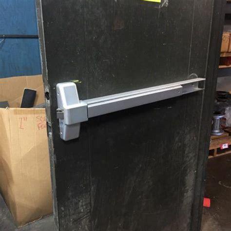 single action locks  panic bars  commercial properties locksmith monkey
