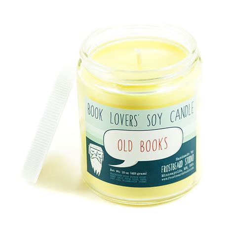 smells like home candles a candle that smells like old books bored panda