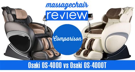 Osaki Os 4000 Chair Review by Osaki Os 4000 Vs Osaki Os 4000t Chair Review