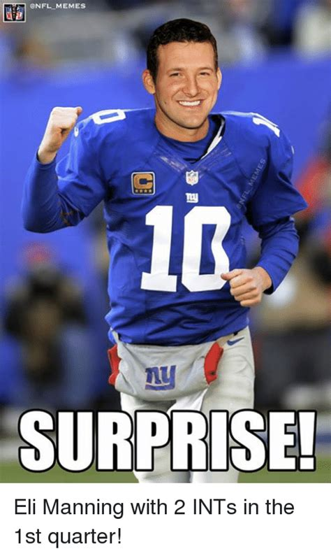 Eli Manning Memes - 25 best memes about nfl nfl memes