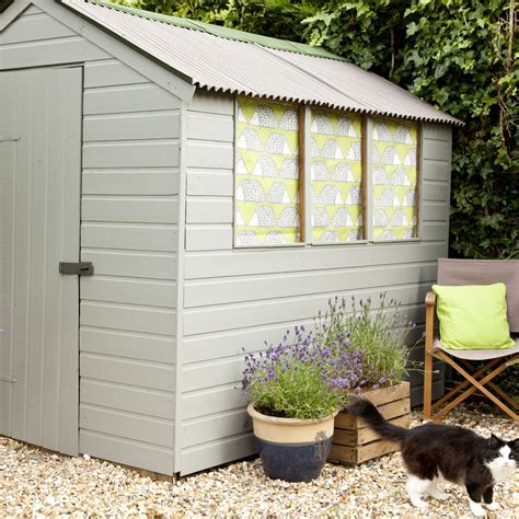 pack  shed  winter ideal home