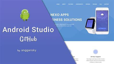 android studio github tutorial import github project to android studio tutorial youtube