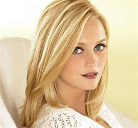 blonde long hair thin cute hairstyles for long thin blonde hair hairstyles