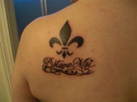 saints fleur de lis tattoo designs fleur de lis tattoos page 4