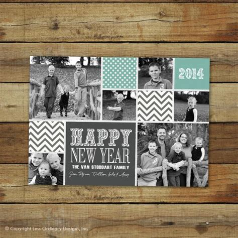 new year collage ideas happy new year card new year photo card photo collage