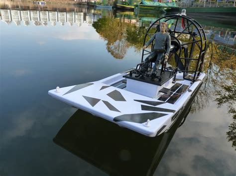 airboat uk model airboat chichester canal