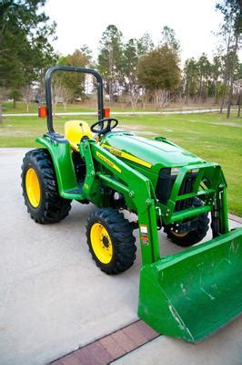 2010 john deere tractor for sale