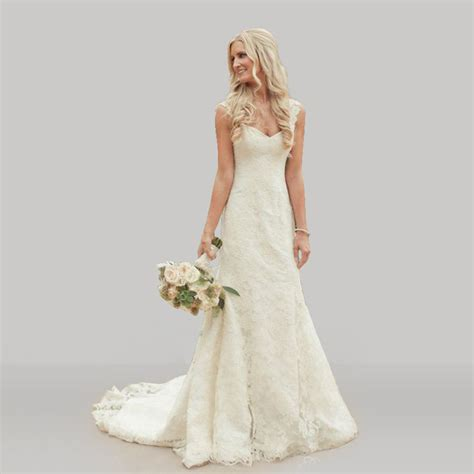 anna cbell inspired beach wedding dresses sleeves 2015 vintage country style vintage lace mermaid wedding dresses 2015