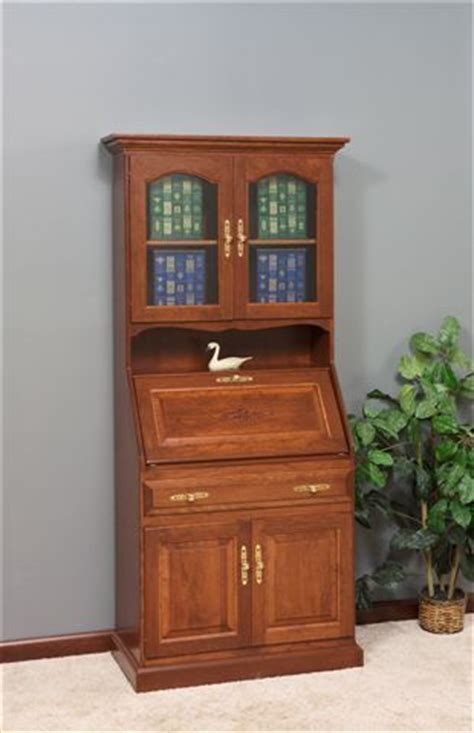 small cherry secretary desk 49 best images about amish cherry furniture on pinterest