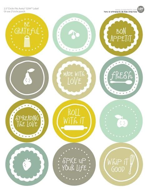 printable jar labels free free mason jar labels to print free printable pinterest