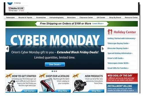 binocular deals black friday