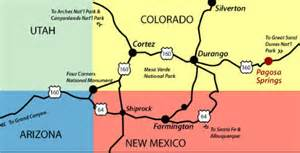 map pagosa springs colorado pagosa springs maps pagosa springs colorado