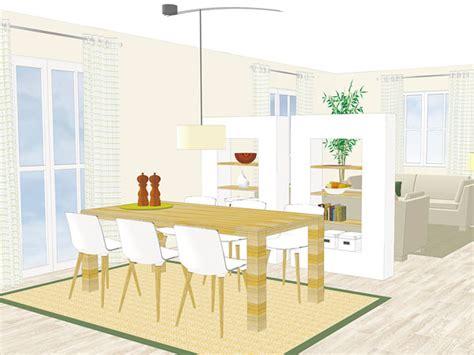 raumteiler wohnzimmer essbereich raumteiler sorgen f 252 r ver 228 nderung im wohnzimmer