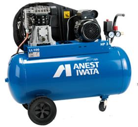 anest iwata effective air 3hp 100ltr compressor by sprayguns co uk suppliers of spray guns and