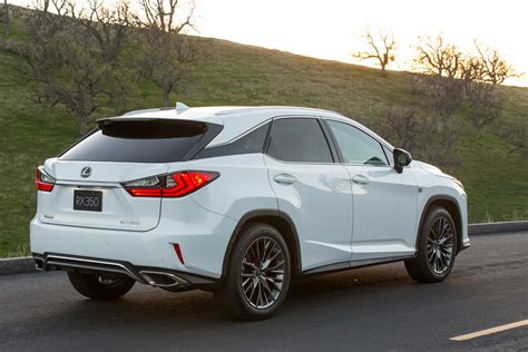 lexus recalling 5 000 2016 rx models to fix faulty airbags