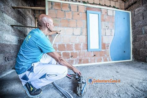 coibentazione parete interna coibentazione e isolamento termico pareti interne