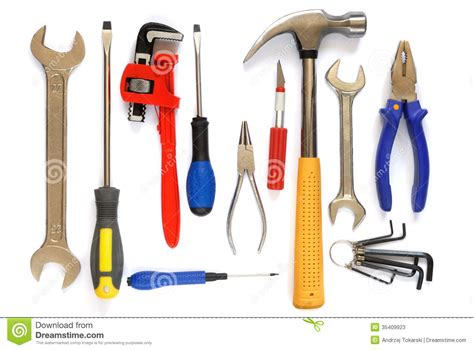 pictures tools for tools set stock photos image 35409923