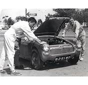 Austin Healey Sprite  Sebring 1962