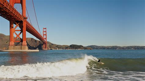 Surfing San Francisco by 10 Things To Do In San Francisco On An Unlimited Budget