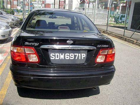 nissan sunny 2004 nissan sunny ex saloon model 2003 reg 2004 great
