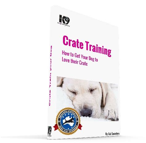 crate training the k9 company dog puppy training
