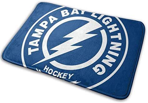 indoor doormat front door mat tampa bay lightning hockey