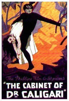 Cabinet Caligari El Gabinete Del Doctor Caligari 1920 Filmaffinity