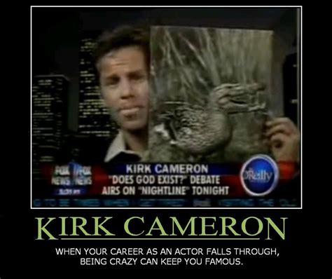 Kirk Cameron Meme - kirk cameron poster by glorfon on deviantart