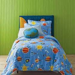the comforter company space cadet duvet cover and sham the company store