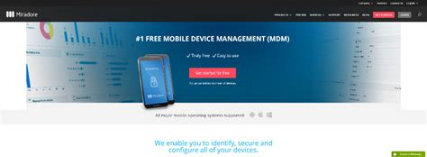 mobile device management open source top 5 free and open source mobile device management