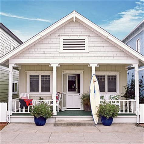 chic surf shack 20 beautiful beach cottages coastal living