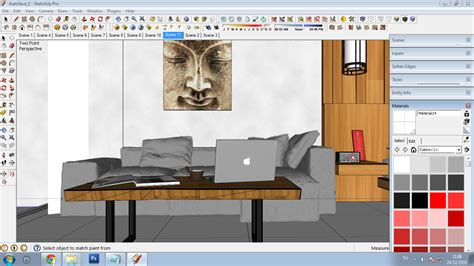 Google Sketchup Kitchen Design Image Gallery Sketchup Pro
