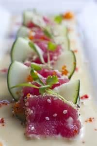 tuna sashimi recipe appetizers pinterest
