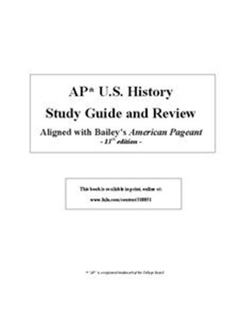 asap u s history a review study guide for the ap college test preparation books dear lesson plans worksheets reviewed by teachers