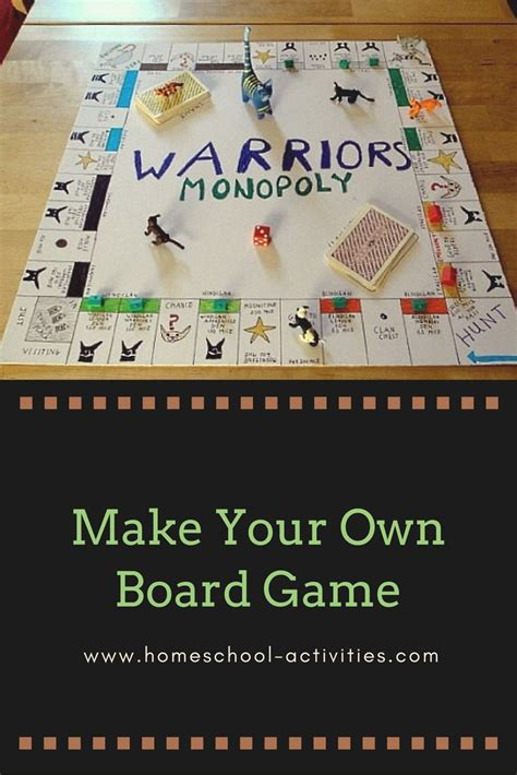A Of Your Own make your own board for